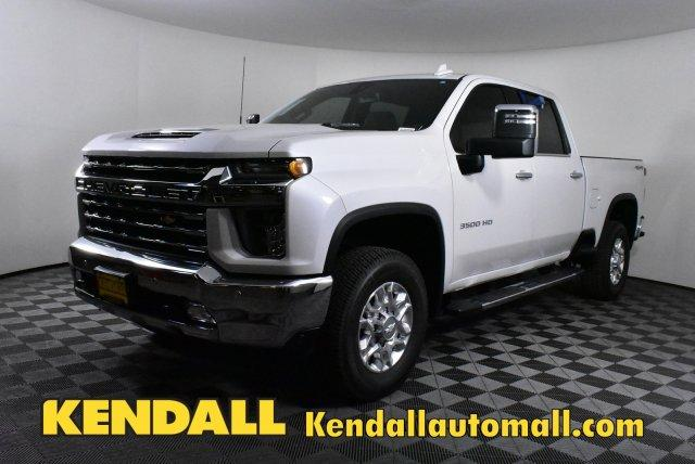 2020 Silverado 3500 Crew Cab 4x4, Pickup #D100460 - photo 1