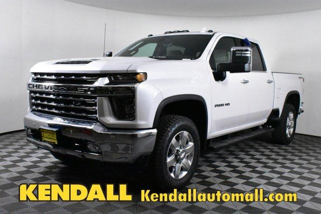 2020 Silverado 2500 Crew Cab 4x4,  Pickup #D100462 - photo 1