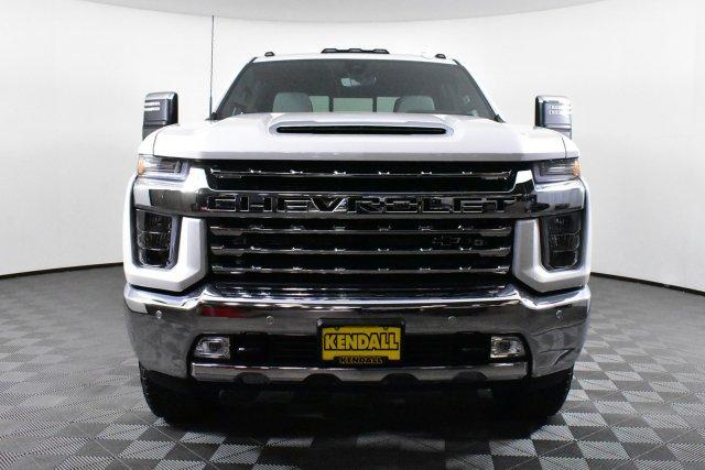 2020 Silverado 2500 Crew Cab 4x4,  Pickup #D100462 - photo 3