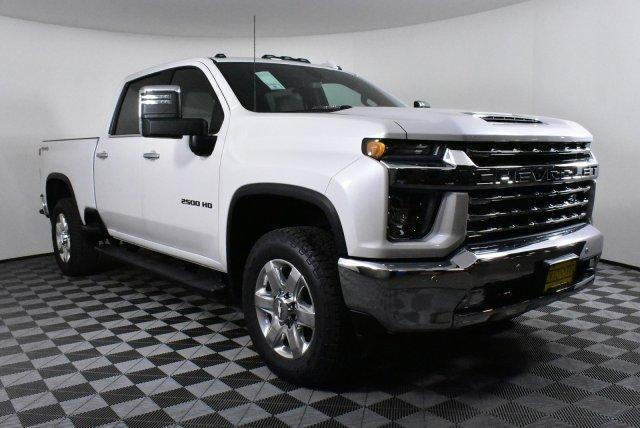 2020 Silverado 2500 Crew Cab 4x4,  Pickup #D100462 - photo 4