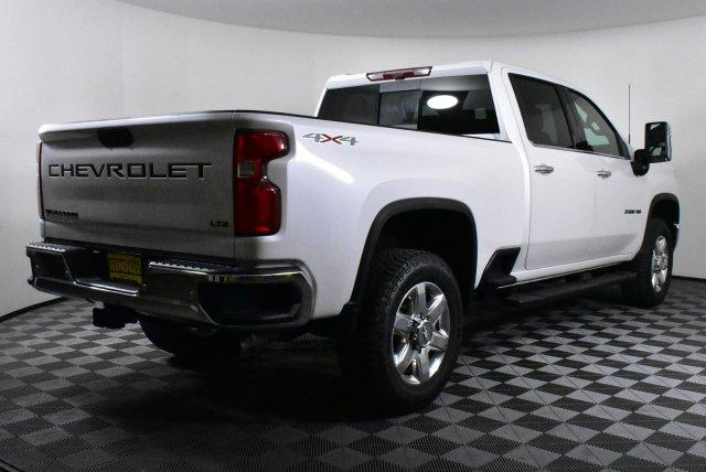 2020 Silverado 2500 Crew Cab 4x4,  Pickup #D100462 - photo 6