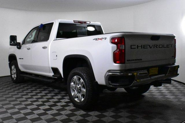 2020 Silverado 2500 Crew Cab 4x4,  Pickup #D100462 - photo 2