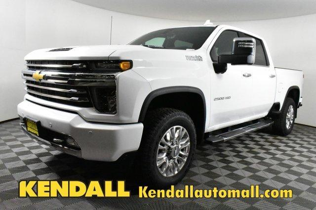 2020 Silverado 2500 Crew Cab 4x4, Pickup #D100476 - photo 1