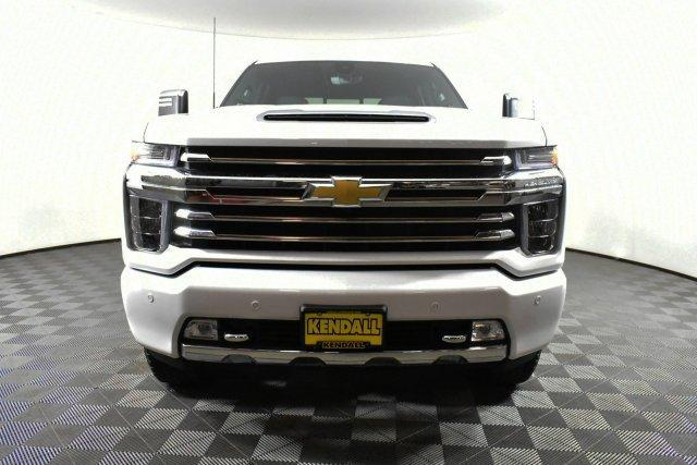 2020 Silverado 2500 Crew Cab 4x4, Pickup #D100476 - photo 3