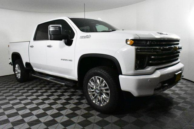 2020 Silverado 2500 Crew Cab 4x4, Pickup #D100476 - photo 4