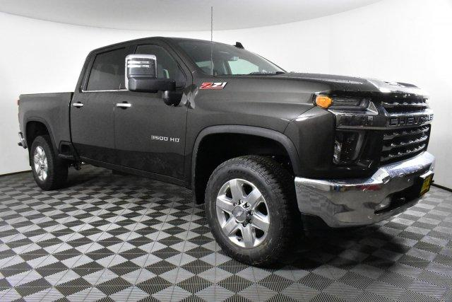 2020 Silverado 3500 Crew Cab 4x4, Pickup #D100484 - photo 3