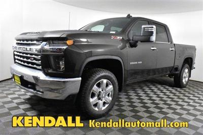 2020 Silverado 3500 Crew Cab 4x4, Pickup #D100484 - photo 1