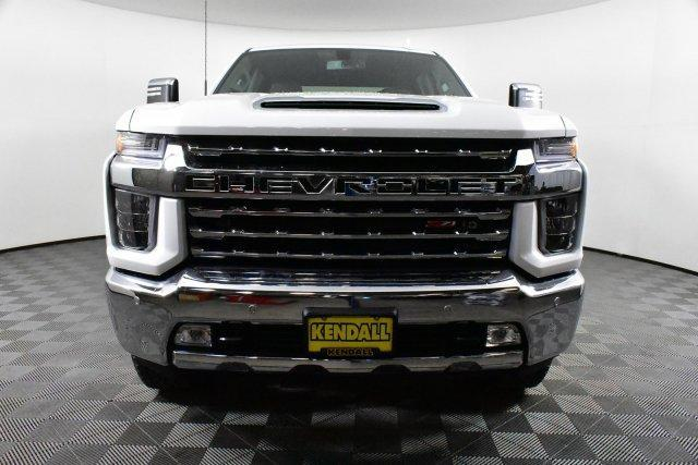2020 Silverado 2500 Crew Cab 4x4, Pickup #D100487 - photo 3
