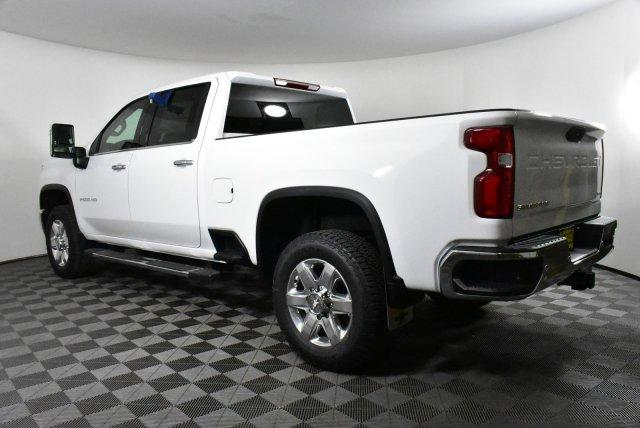 2020 Silverado 2500 Crew Cab 4x4, Pickup #D100487 - photo 2