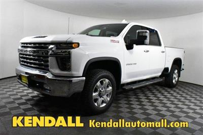 2020 Silverado 2500 Crew Cab 4x4, Pickup #D100487 - photo 1
