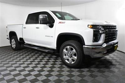 2020 Silverado 2500 Crew Cab 4x4, Pickup #D100487 - photo 4