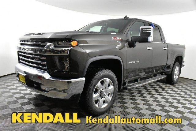 2020 Silverado 2500 Crew Cab 4x4, Pickup #D100488 - photo 1