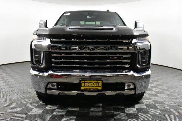 2020 Silverado 2500 Crew Cab 4x4, Pickup #D100488 - photo 3