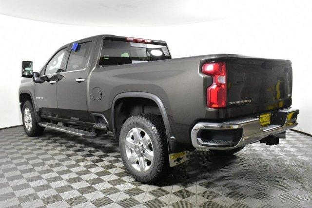 2020 Silverado 2500 Crew Cab 4x4, Pickup #D100488 - photo 2