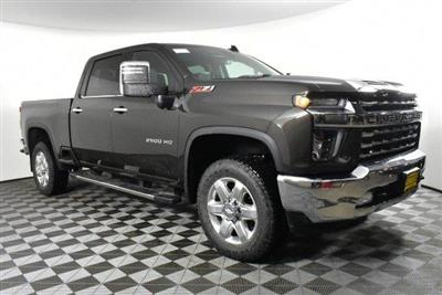 2020 Silverado 2500 Crew Cab 4x4, Pickup #D100488 - photo 4