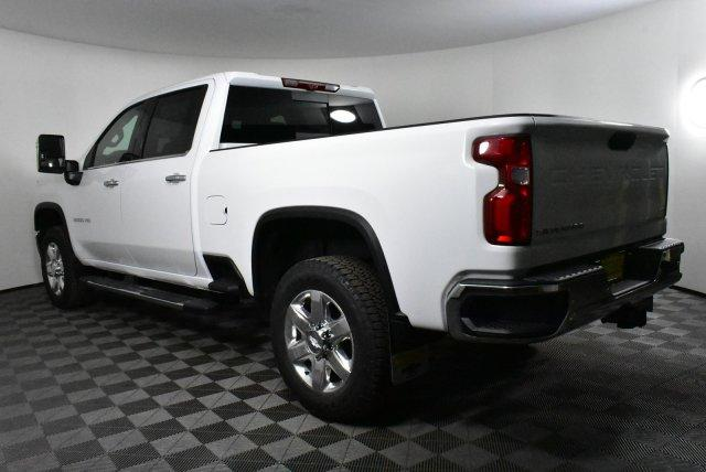 2020 Silverado 2500 Crew Cab 4x4, Pickup #D100490 - photo 1