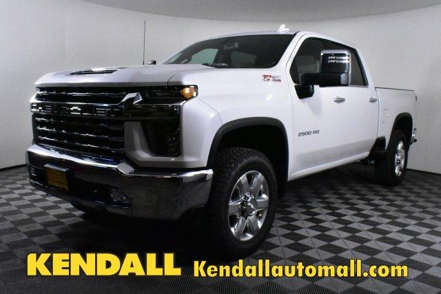 2020 Silverado 2500 Crew Cab 4x4, Pickup #D100491 - photo 1
