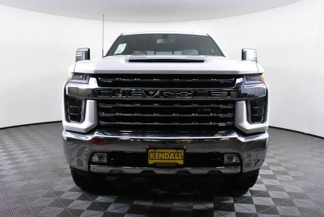 2020 Silverado 2500 Crew Cab 4x4, Pickup #D100491 - photo 3