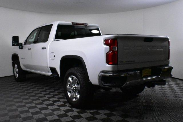 2020 Silverado 2500 Crew Cab 4x4, Pickup #D100491 - photo 2