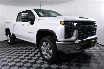2020 Silverado 2500 Crew Cab 4x4, Pickup #D100491 - photo 4