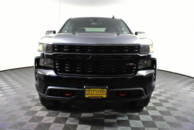 2020 Silverado 1500 Crew Cab 4x4, Pickup #D100502 - photo 3