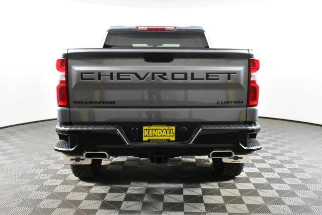 2020 Silverado 1500 Crew Cab 4x4, Pickup #D100502 - photo 7