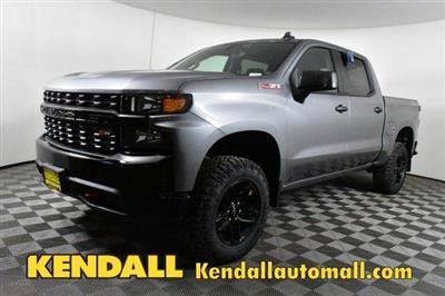 2020 Silverado 1500 Crew Cab 4x4, Pickup #D100502 - photo 1