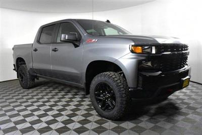 2020 Silverado 1500 Crew Cab 4x4, Pickup #D100502 - photo 4