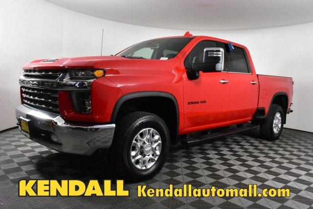 2020 Silverado 2500 Crew Cab 4x4, Pickup #D100510 - photo 1