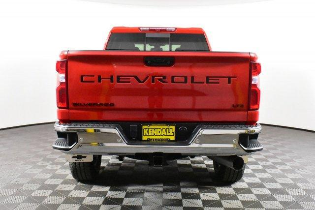 2020 Silverado 2500 Crew Cab 4x4, Pickup #D100510 - photo 6