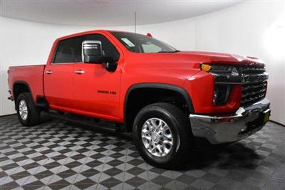 2020 Silverado 2500 Crew Cab 4x4, Pickup #D100510 - photo 3