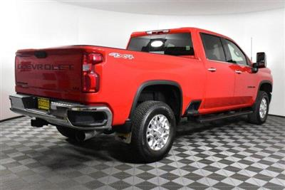 2020 Silverado 2500 Crew Cab 4x4, Pickup #D100510 - photo 5