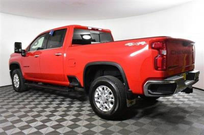 2020 Silverado 2500 Crew Cab 4x4, Pickup #D100510 - photo 2