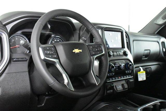 2020 Silverado 2500 Crew Cab 4x4, Pickup #D100515 - photo 8