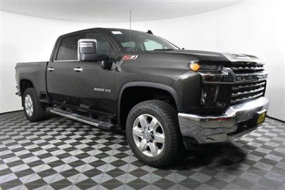 2020 Silverado 2500 Crew Cab 4x4, Pickup #D100515 - photo 3