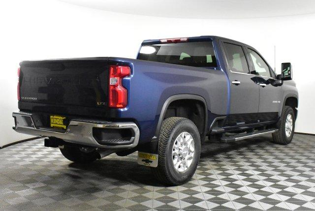 2020 Silverado 2500 Crew Cab 4x4, Pickup #D100516 - photo 5