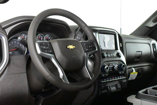 2020 Silverado 2500 Crew Cab 4x4, Pickup #D100516 - photo 8