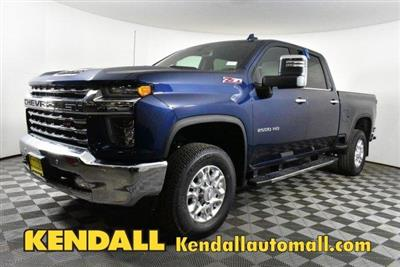 2020 Silverado 2500 Crew Cab 4x4, Pickup #D100516 - photo 1