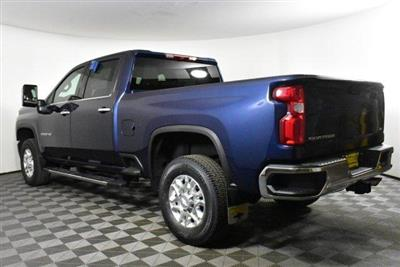 2020 Silverado 2500 Crew Cab 4x4, Pickup #D100516 - photo 2