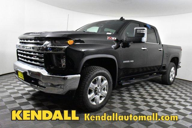 2020 Silverado 3500 Crew Cab 4x4, Pickup #D100524 - photo 1