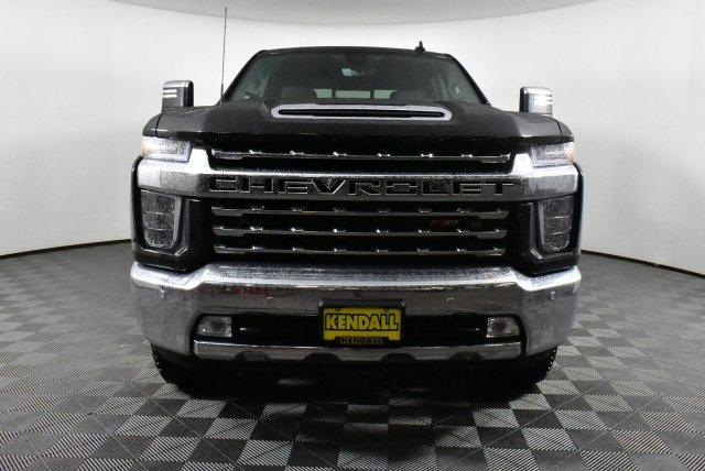 2020 Silverado 3500 Crew Cab 4x4, Pickup #D100524 - photo 4