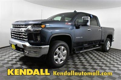 2020 Silverado 3500 Crew Cab 4x4, Pickup #D100525 - photo 1