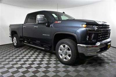 2020 Silverado 3500 Crew Cab 4x4, Pickup #D100525 - photo 3