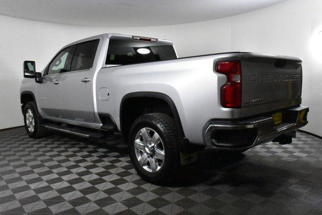 2020 Silverado 2500 Crew Cab 4x4, Pickup #D100526 - photo 2