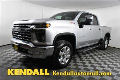 2020 Silverado 2500 Crew Cab 4x4, Pickup #D100526 - photo 1