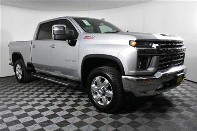 2020 Silverado 2500 Crew Cab 4x4, Pickup #D100526 - photo 3