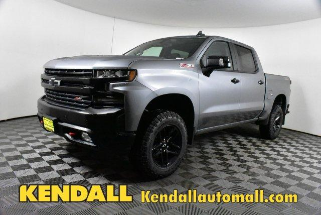 2020 Silverado 1500 Crew Cab 4x4, Pickup #D100535 - photo 1