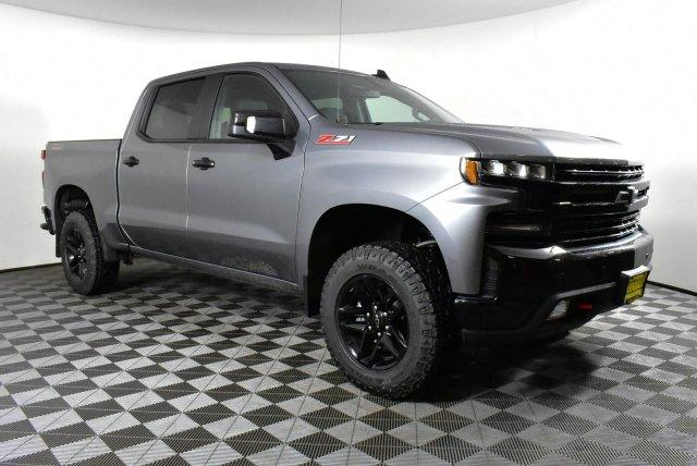 2020 Silverado 1500 Crew Cab 4x4, Pickup #D100535 - photo 4