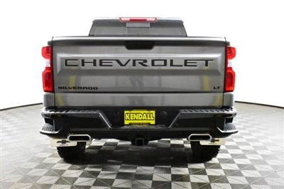 2020 Silverado 1500 Crew Cab 4x4, Pickup #D100535 - photo 8