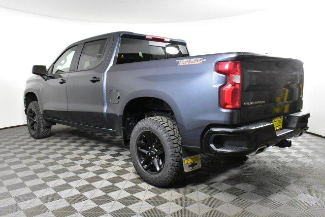 2020 Silverado 1500 Crew Cab 4x4, Pickup #D100536 - photo 2